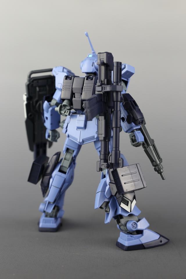 78民間測評:HG 蒼白騎士 RX-80PR 陸戰重裝備式樣 - 每日頭條
