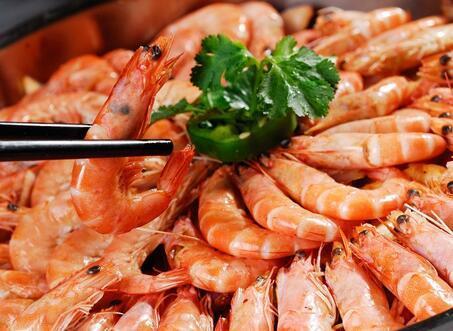 吃蝦的好處有哪些 對人們身體健康有什麼幫助 - 每日頭條