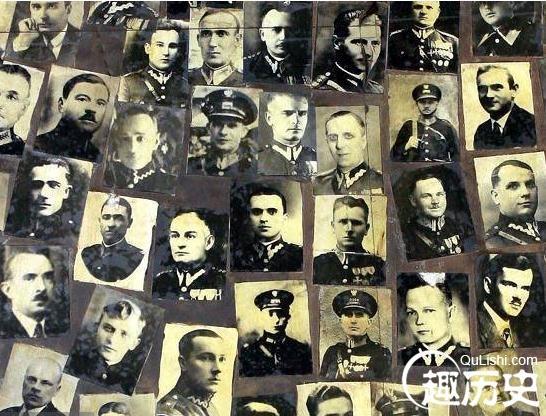 卡廷慘案死了多少人:死亡的波蘭最高將領軍銜是 - 每日頭條