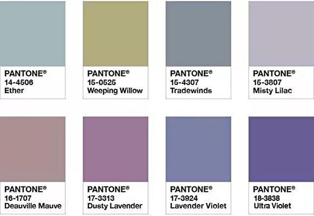 「象徵無限可能」Pantone 2018年度代表色出爐 - 每日頭條