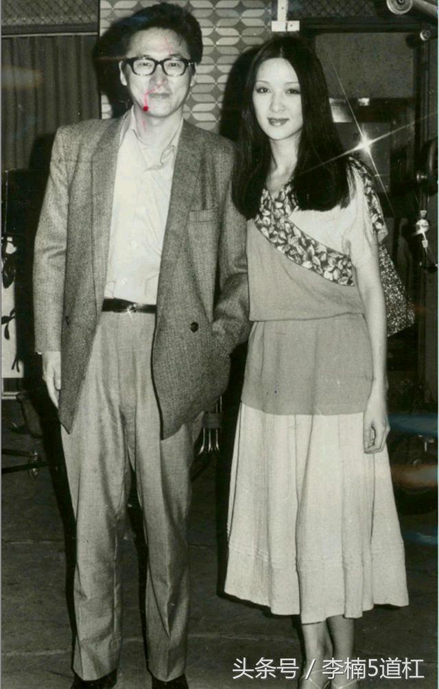 李敖和前妻胡因夢電影照驚艷曝光,來看看30年前不食人間煙火的美女氣質 - 每日頭條