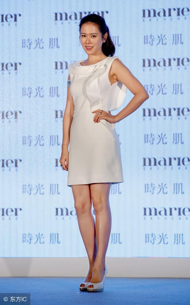 韓國女明星:孫藝珍 - 每日頭條