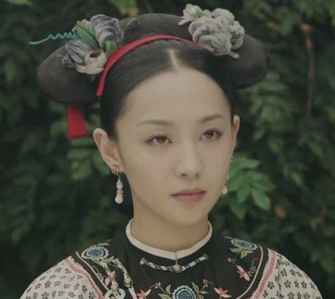 扒扒《延禧攻略》六大妃嬪的貼身侍女,她曾揚言要超過鞏俐章子怡 - 每日頭條
