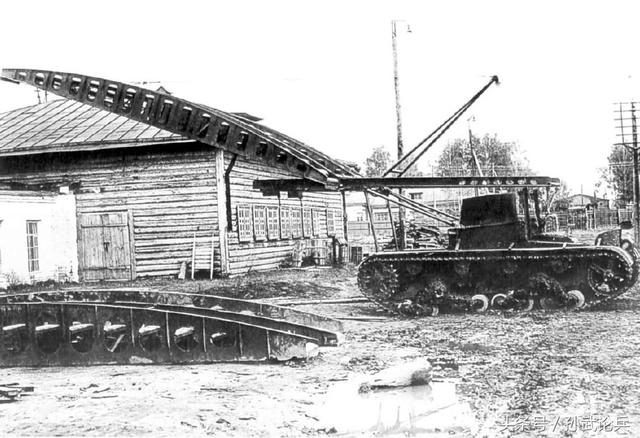 探秘ST-26坦克:蘇聯首輛架橋坦克,世界最早的架橋坦克之一 - 每日頭條