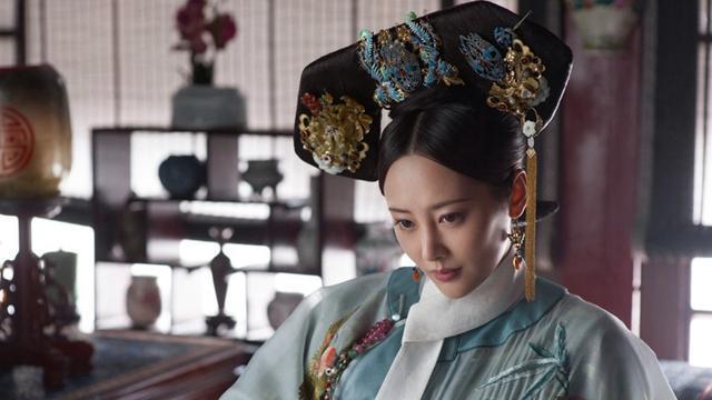 《如懿傳》炩妃為了宮斗而努力,簡直是行業典範,李純角色舉動 - 每日頭條