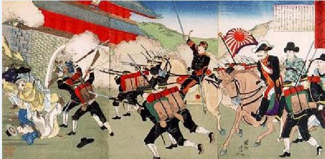 中日歷史糾葛之五次戰爭 - 每日頭條