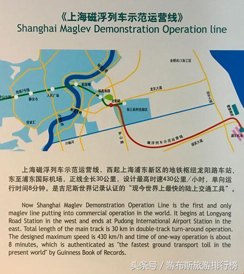 最高時速430KM。市區至機場僅8分鐘。上海磁懸浮背後秘密你知道嗎 - 每日頭條