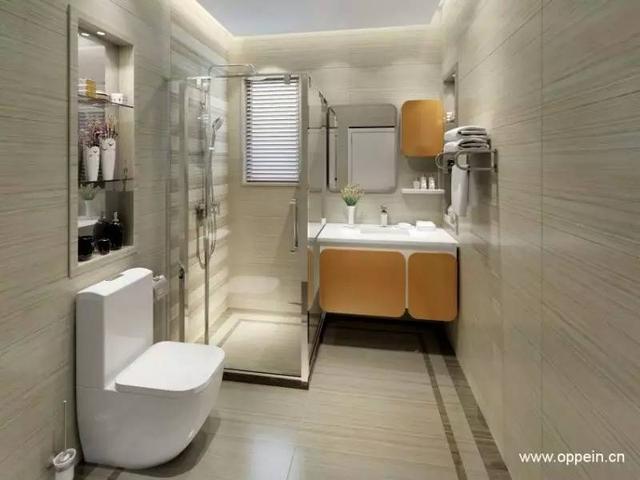 浴室歌后告訴你:浴室怎麼設計最實用! - 每日頭條