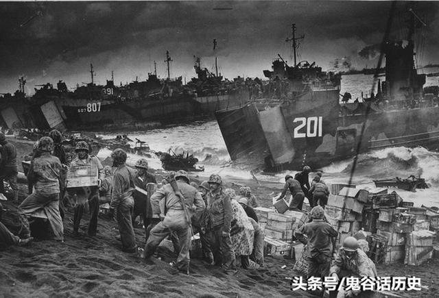 日軍回憶二戰硫磺島戰役:喝尿很奢侈,樹皮都沒得吃! - 每日頭條