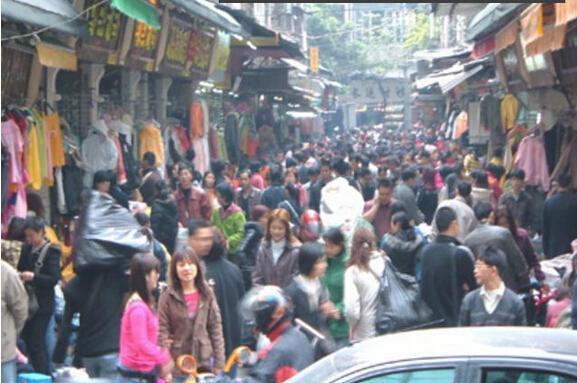 換季掃貨你要去,廣州服裝批發市場搜羅! - 每日頭條