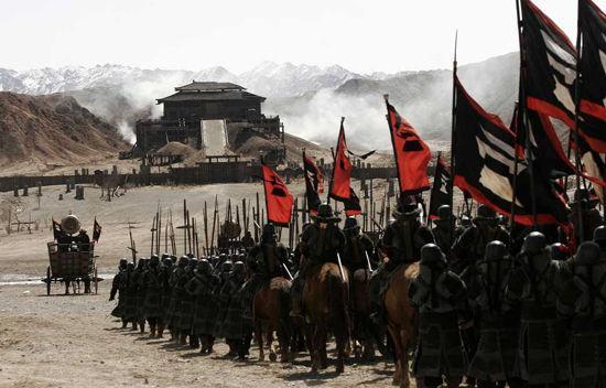 蘇定方200精騎夜襲突厥大汗:天可汗之戰 - 每日頭條