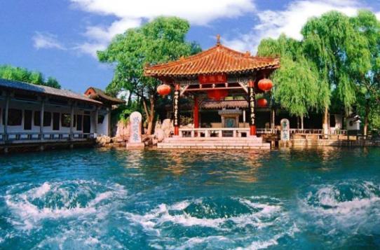 旅遊路線 濟南泉城廣場方圓1000米內的景點 - 每日頭條
