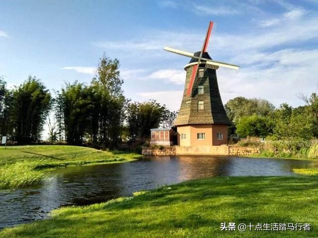 風車之國——荷蘭 - 每日頭條