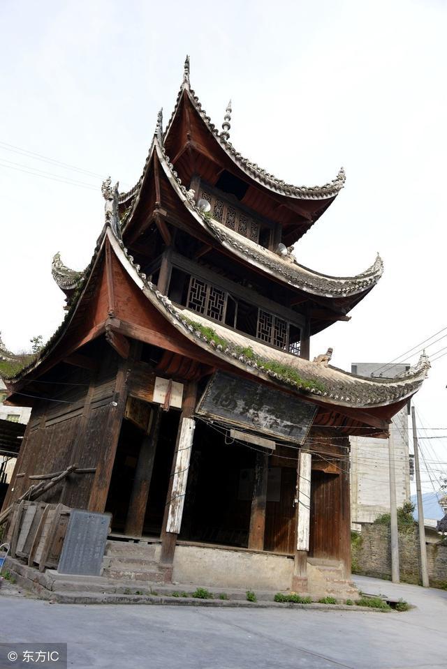 造型美觀,工藝精湛的侗族建築——鼓樓,是世界建築藝術的瑰寶 - 每日頭條