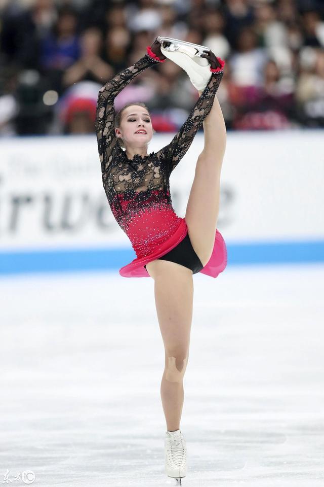 扎吉托娃,曾創造三項世界紀錄,這朵俄羅斯的冰上雪蓮在日本綻放 - 每日頭條