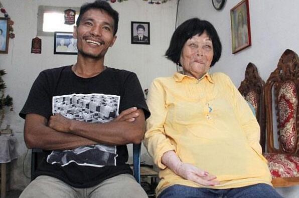 28小伙娶83歲老太。因打錯電話發現對方聲音太好聽 - 每日頭條