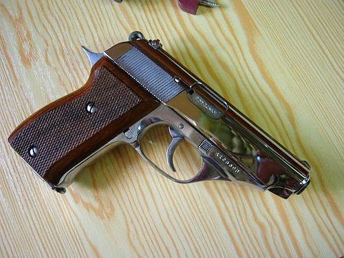 二戰時德國的手槍個個都是經典,那你喜歡那一把 - 每日頭條