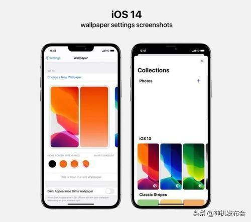 蘋果iOS14系統,iPhone12可能有這些重大升級! - 每日頭條