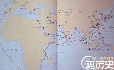 海上絲綢之路的途經國家是哪些 - 每日頭條