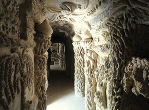法國郵差撿33年石頭建完美宮殿。連畢卡索看過都說好 - 每日頭條