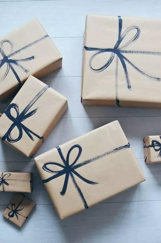 禮物包裝教學實用貼,不要讓你的禮物再裸奔了 - 每日頭條