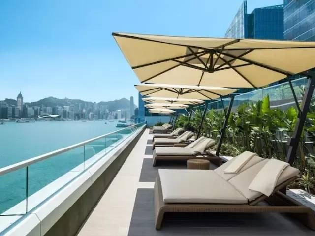 香港9個最值得去的海景酒店,與維多利亞港僅一窗之隔 - 每日頭條