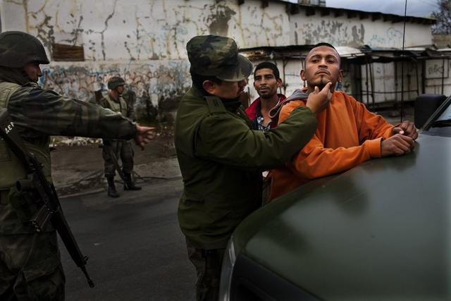 直擊殘酷嗜血的墨西哥毒品暴力 - 每日頭條
