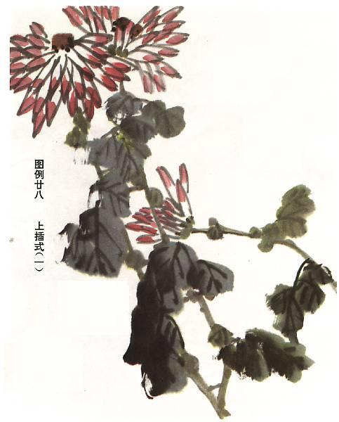 國畫菊花的繪畫技巧 - 每日頭條
