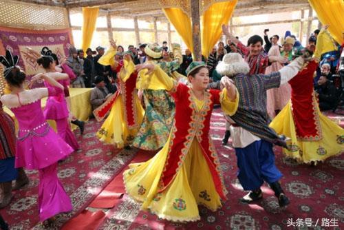 為什麼說維吾爾族與突厥族沒關係?今天維吾爾人是什麼樣的? - 每日頭條