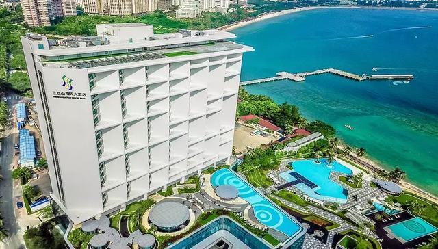 這家三亞網紅酒店離海僅有50米。還被評為全世界超有個性的酒店! - 每日頭條