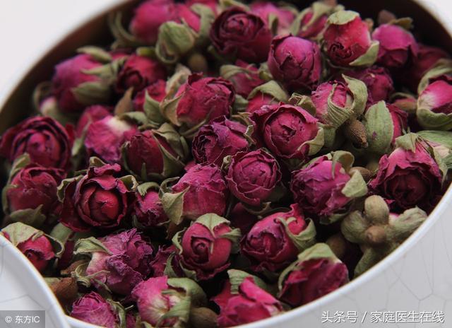 女性喝玫瑰花茶有這4個好處。但是這個禁忌要知道。你做對了嗎? - 每日頭條