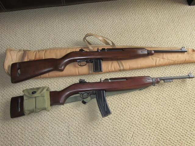 二戰中美國使用最廣泛的武器之一 M1卡賓槍 - 每日頭條