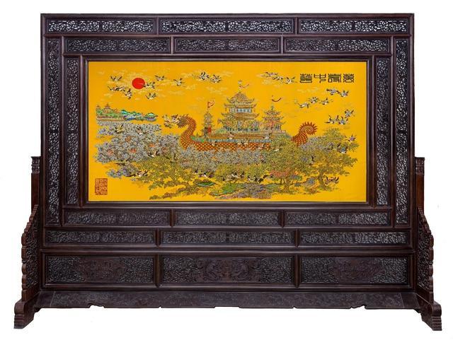 南京雲錦博物館:皇帝也愛穿「百褶連衣裙」|博物館傳奇·第二季 - 每日頭條