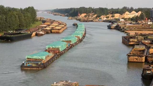 隋煬帝楊廣修京杭大運河的真實目的大跌眼鏡?竟然是因為…… - 每日頭條