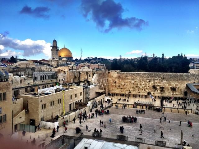 最偉大城最偉大馬拉松,耶路撒冷馬拉松Day2 - 每日頭條