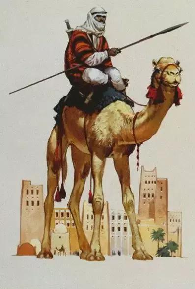 駱駝騎兵為何會出現?騎駱駝跟騎馬打仗哪個有優勢? - 每日頭條