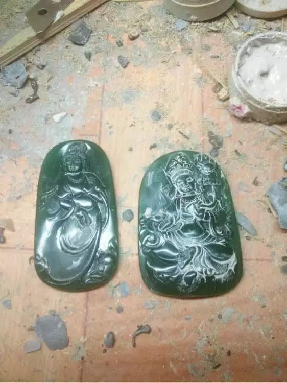 寶石界的「黑馬」看南非綠玉髓雕刻全過程 - 每日頭條