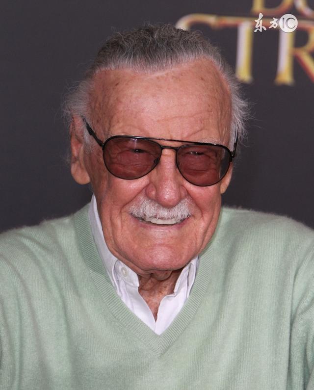 漫威世界終極大BOSS——斯坦·李(Stan Lee) - 每日頭條