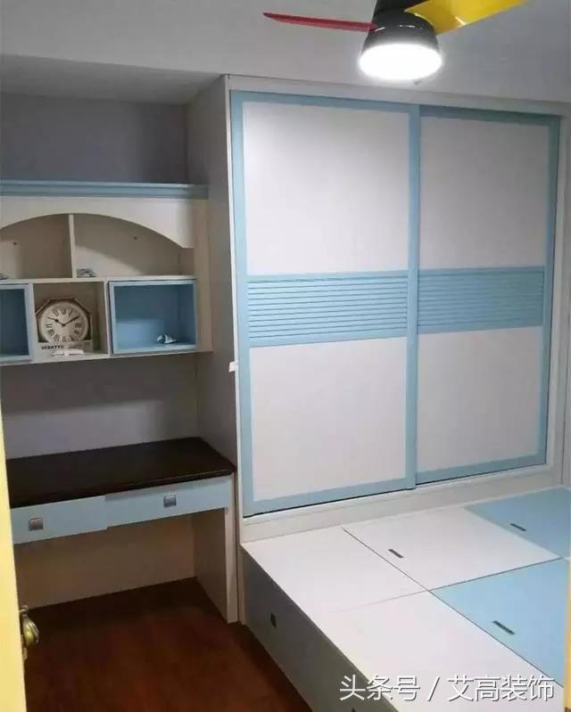衣櫃門的顏色如何選擇? - 每日頭條