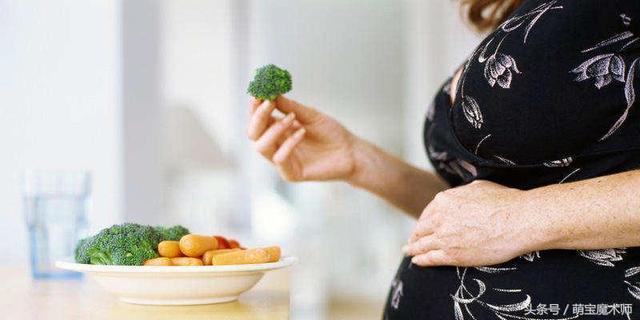 肚中有個小寶寶。孕婦營養最為重要。這麼補才能2人都健康哦 - 每日頭條