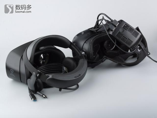 SAMSUNG 三星 HMD Odyssey MR虛擬現實頭戴式設備體驗[一] 硬體解析和安裝使用 [Soomal] - 每日頭條
