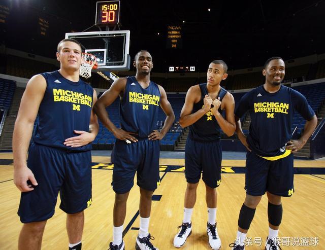 NBA從密西根大學出來的球星:韋伯讓密西根五虎名震天下! - 每日頭條