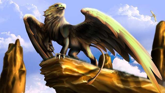 世界上不同文化的神話鳥。還是中國的最漂亮 - 每日頭條