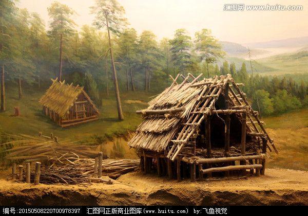中國古代建築發展脈絡1(原始-奴隸制時期),大築建築學社 - 每日頭條