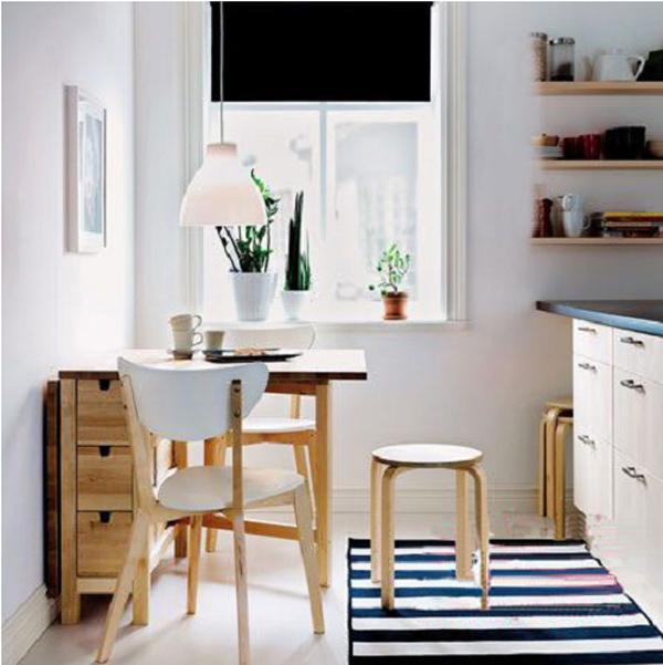 small kitchen table set ebay sinks 廚房裡的小餐桌 空間小廚房餐廳就合二為一了 每日頭條 別看有正式的餐廳 廚房裡的小餐桌還是利用率最高的 平時一家人的早餐 便餐最喜歡擠在這裡解決 當然 如果家居面積不算太大 安排好廚房裡的這張餐桌 廚房與餐廳也