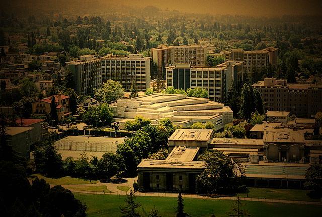 世界名校風光 美國加州大學伯克利分校(UC at Berkeley) - 每日頭條
