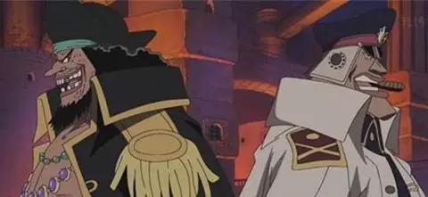 嗜殺成性!黑鬍子海賊團希留的進擊之路 - 每日頭條
