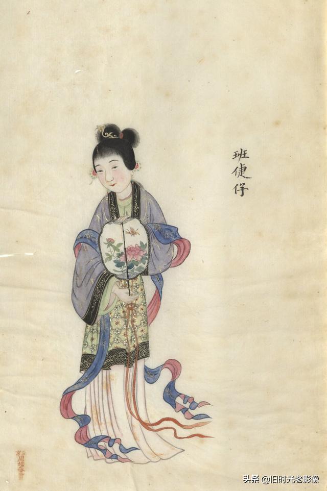 趣談中國《古代美人圖》(上) - 每日頭條