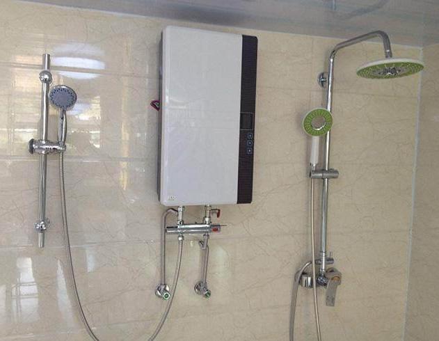 家居裝修。衛生間選電熱水器好還是燃氣熱水器好?哪種更安全? - 每日頭條