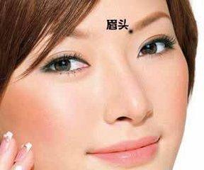 傳統痣相分析:眉毛有痣好嗎?是吉是兇 - 每日頭條